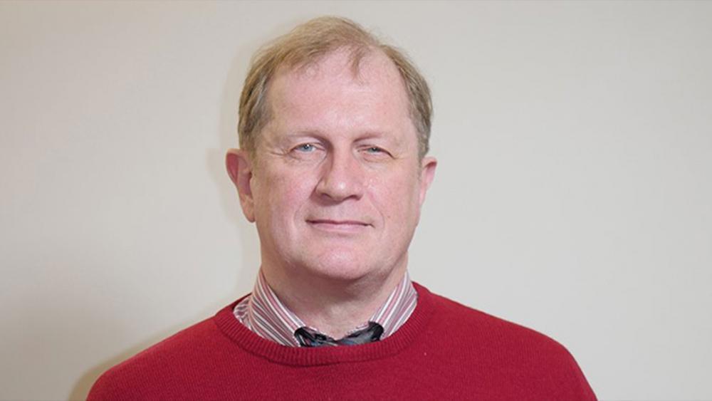UK doctor David Mackereth (Photo courtesy: Christian Concern)