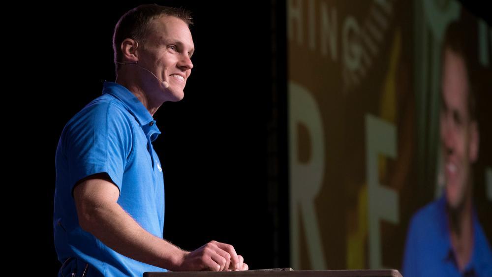 Pastor David Platt