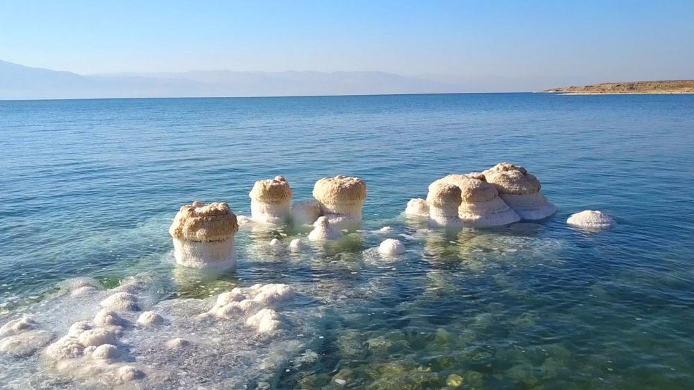 Dead Sea Dying Can Israels Jewel Be Preserved For Future