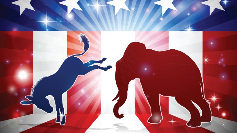 Democrats dominate in DC (Adobe stock image)
