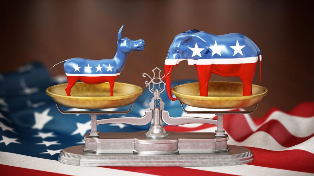 Republicans and Democrats