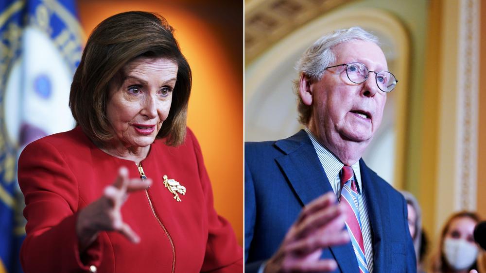 As 'Historic Financial Crisis' Looms, Democrats Tie Government Shutdown to New Debt Limit – Republicans Says 'No'