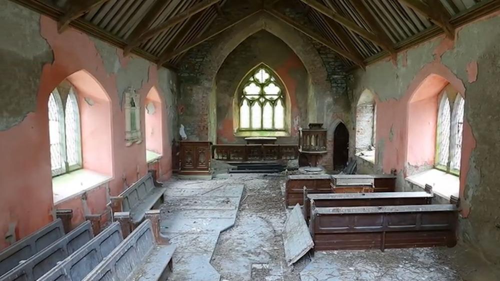 Ireland's Disappearing Catholic Church