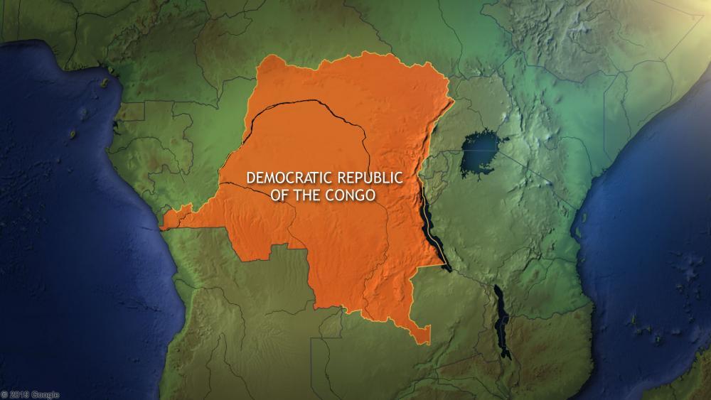 The Democratic Republic of the Congo. (DNC)
