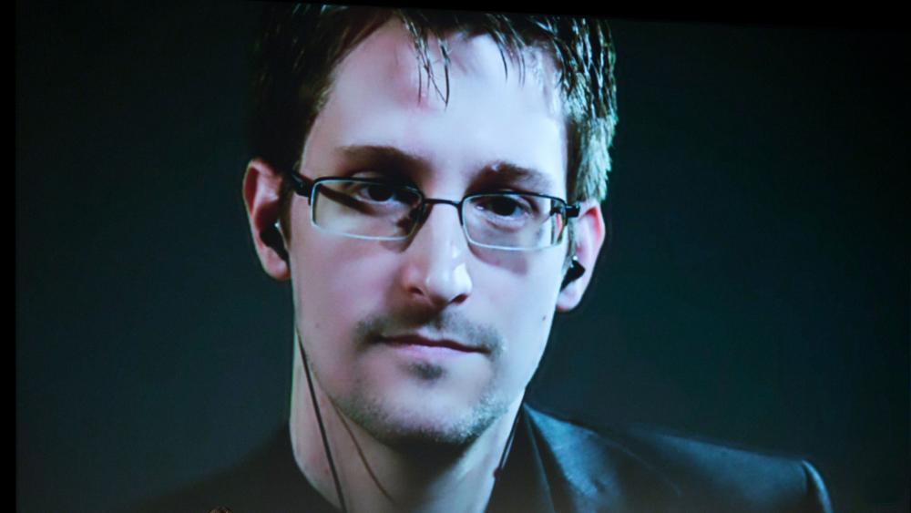 Edward Snowden. (AP Photo)