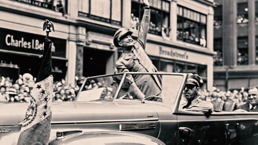 research paper on dwight d eisenhower