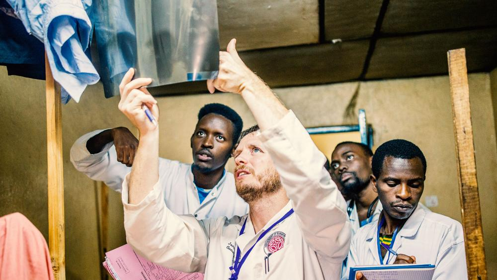 Missionary Doctors in Burundi