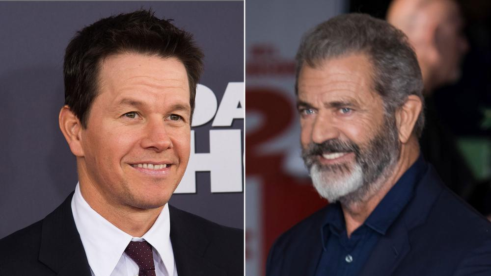 Mel Gibson and Mark Wahlberg Team Up for Father Stuart Long Biopic