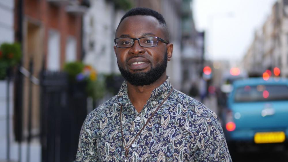 Felix Ngole. (Image credit: Christian Concern)