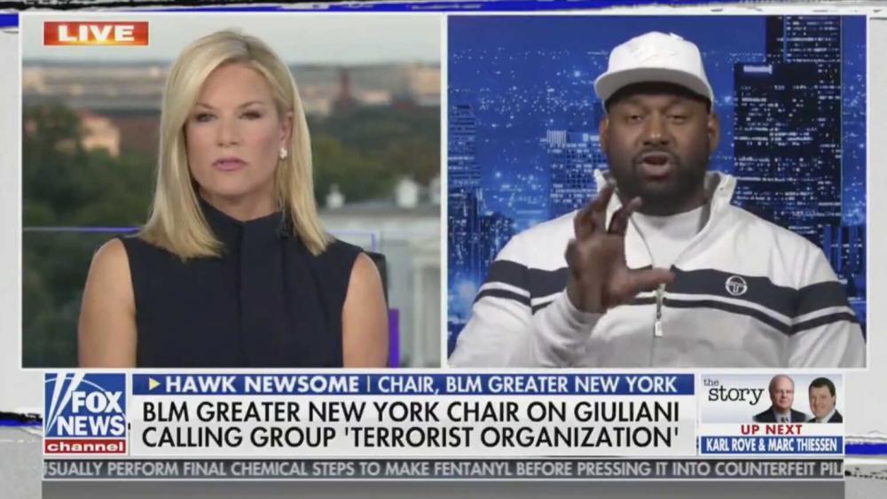 Image Source: Fox News screenshot