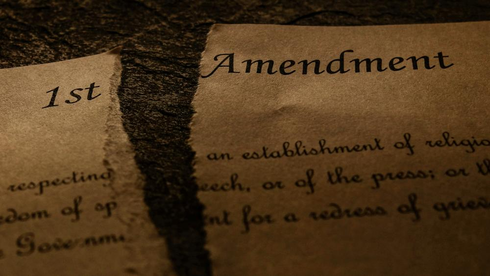 free speech first amendment (Image: Adobe stock)