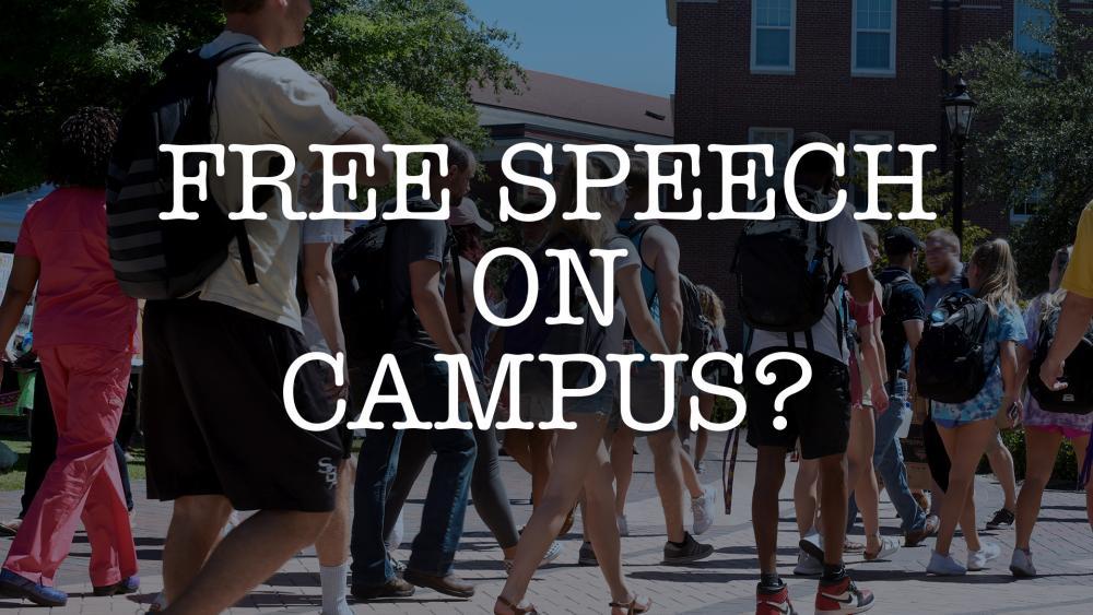 FreeSpeechonCampus
