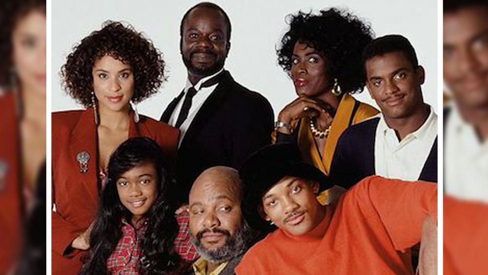 Characters on fresh prince of bel air