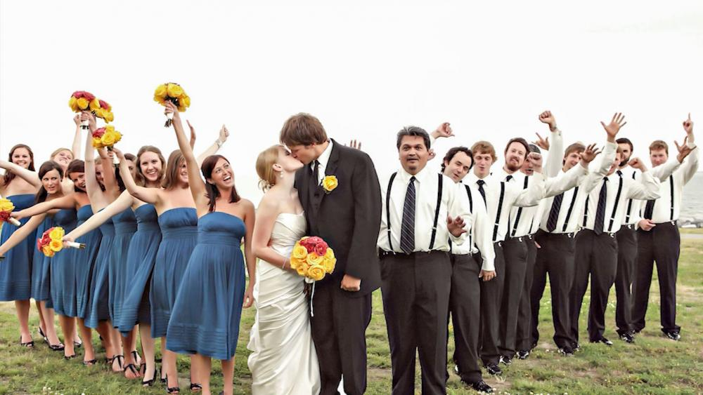 Frugal Weddings Buck National Trend