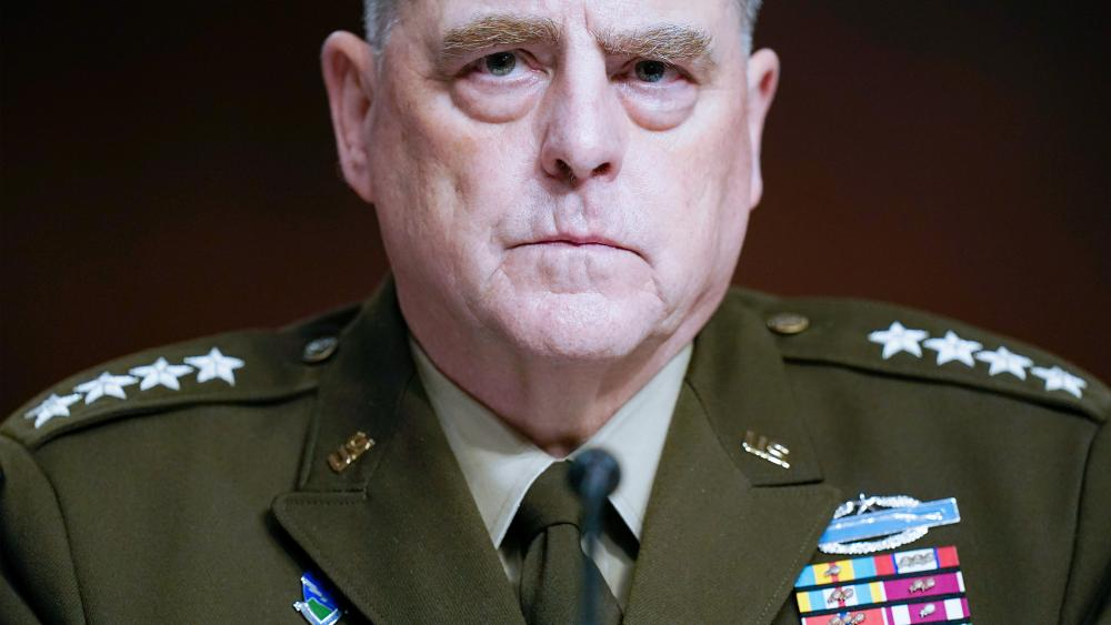 Chairman of the Joint Chiefs of Staff Gen. Mark Milley (AP Photo/Patrick Semansky, Pool)