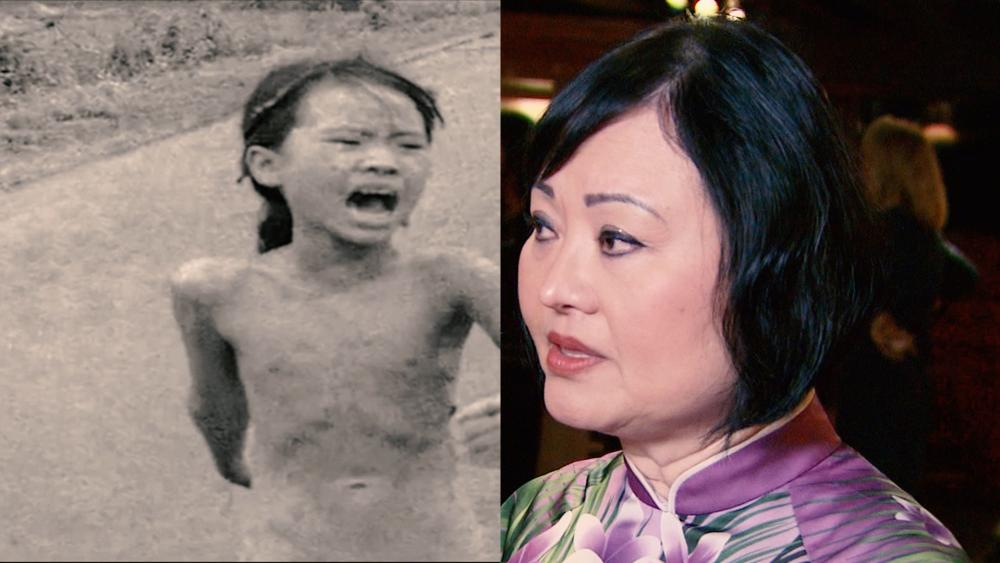 Kim Phuc, Girl in the Photo, Vietnam War napalm bomb