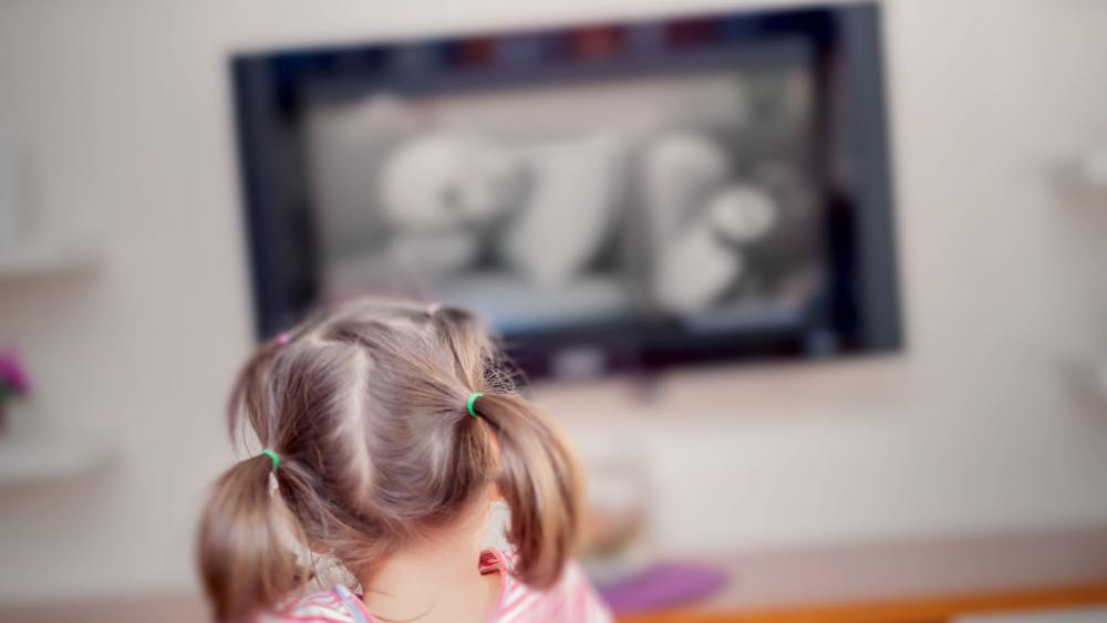 influence of television on children