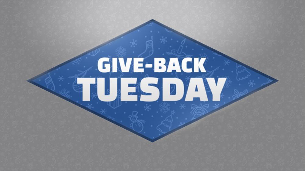 GiveBackTuesday