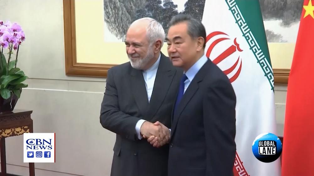 China-Iran Alliance
