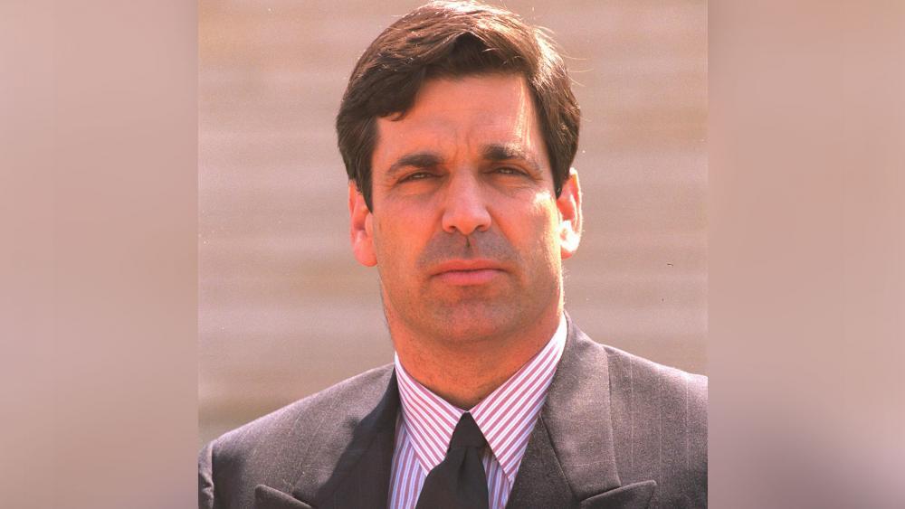 Former Israeli Energy Minister Dr. Gonen Segev, Photo, GPO archive, Sa'ar Ya'acov