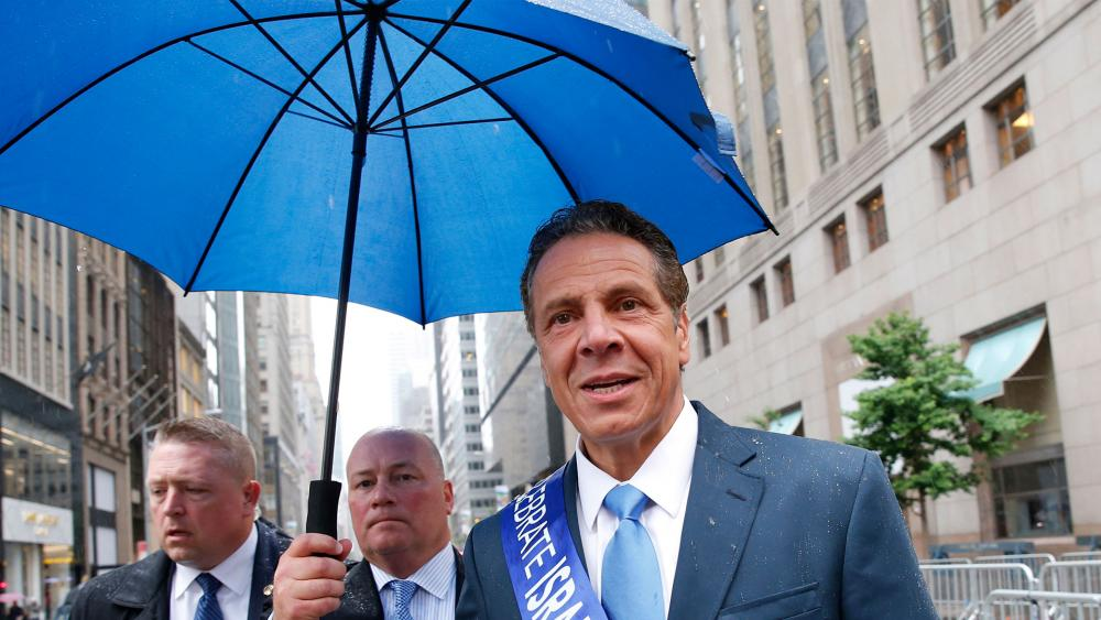 New York Gov. Andrew Cuomo, Associated Press photo