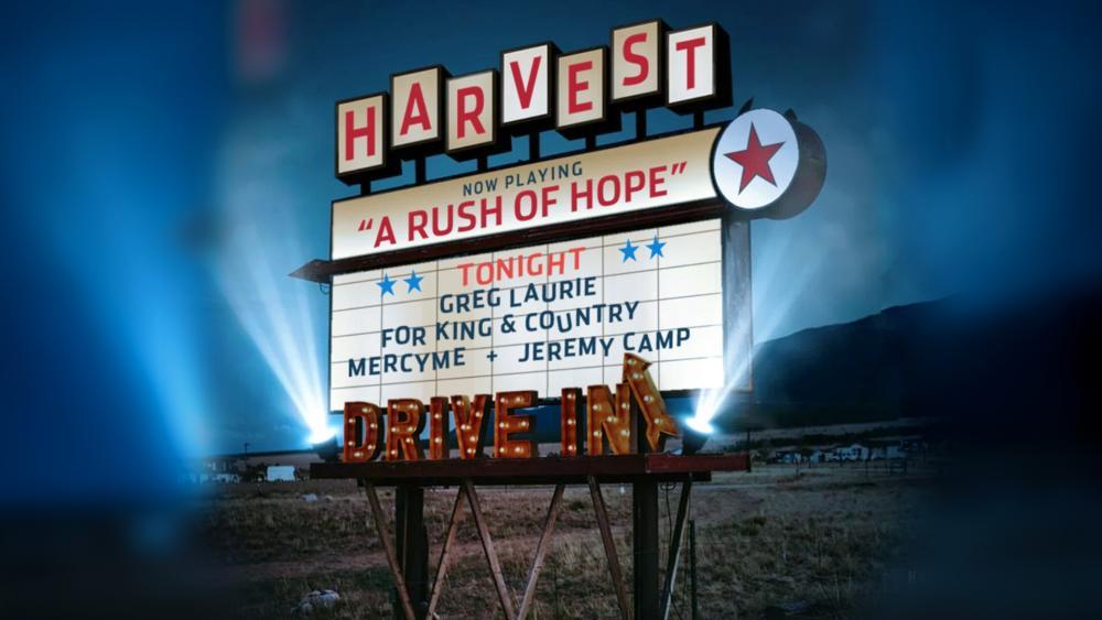 Greg Laurie Harvest