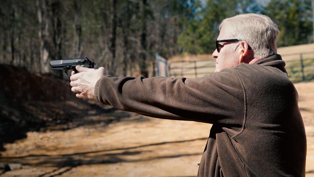 Church builds gun range on its property