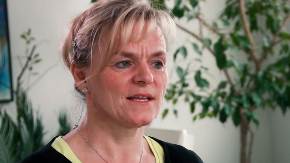 "Heidi Mund, ""Brave German Woman"""