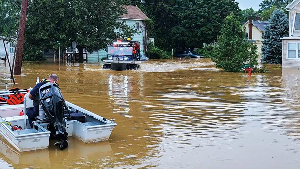 Henri Continues to Drench Northeast as Rain, Deadly Floods Strike Tennessee
