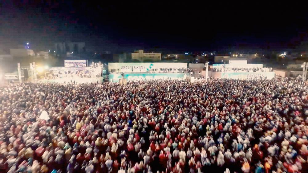 Why a Million Muslims Filled the Streets to Hear About Jesus