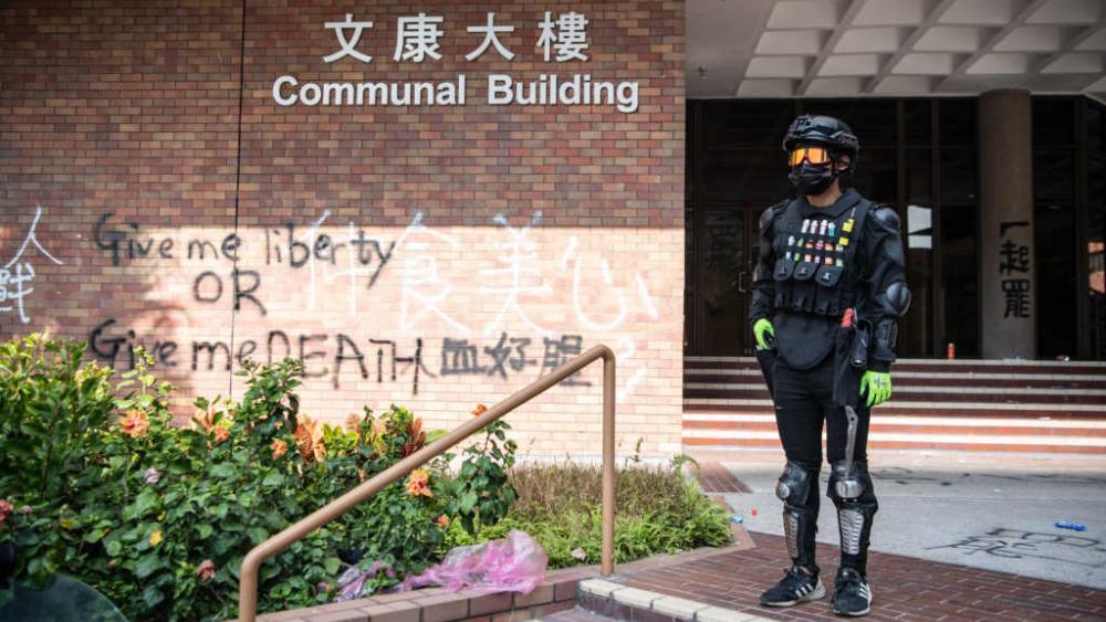 Hong Kong Foto de Laurel Chor - Getty Images