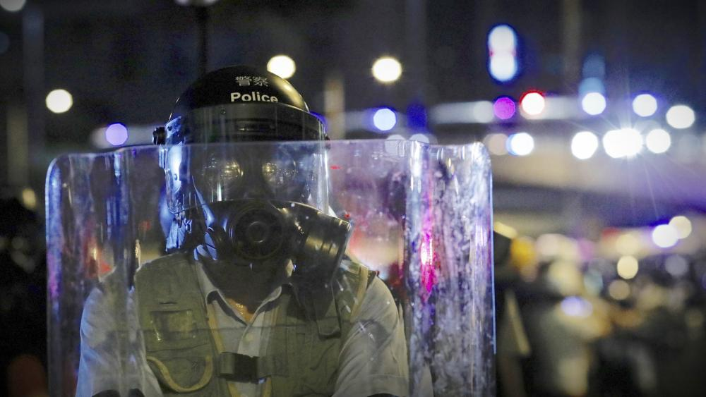 About 50 Hong Kong Activists Arrested Under New Security Law thumbnail