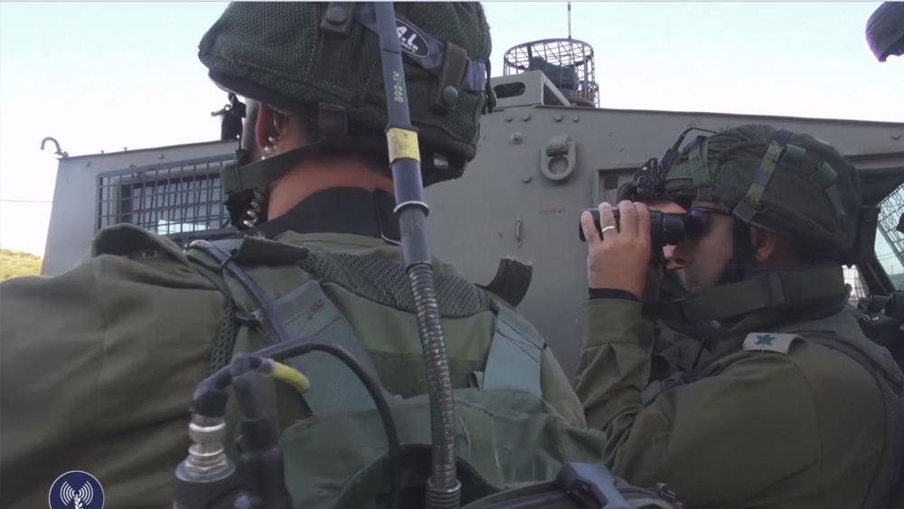 Israeli Security Forces, IDF Screen Capture