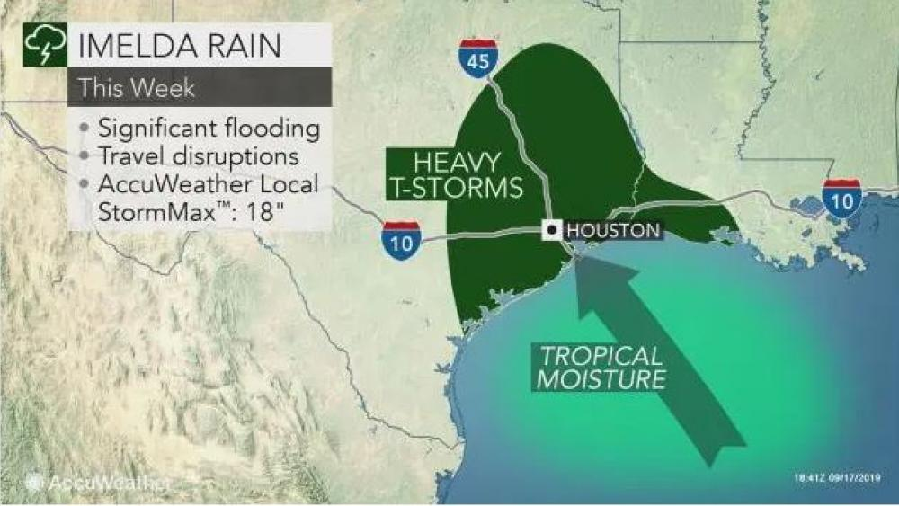 Tropical Storm Warnings Issued for Parts of Gulf Coast as ...