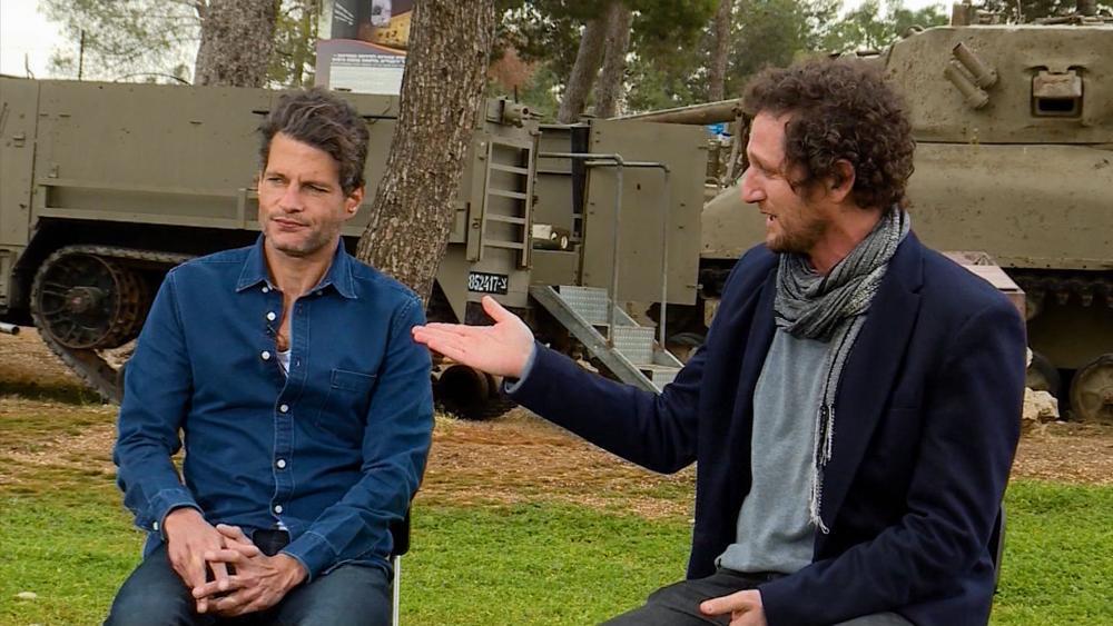 Actors talk about real-life Israeli war heroes
