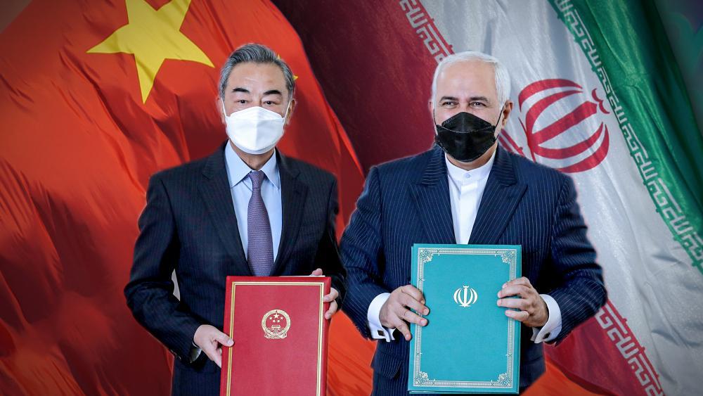 China and Iran Sign Strategic Partnership