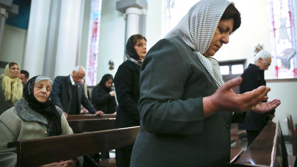 Christian Revival Grips Iran