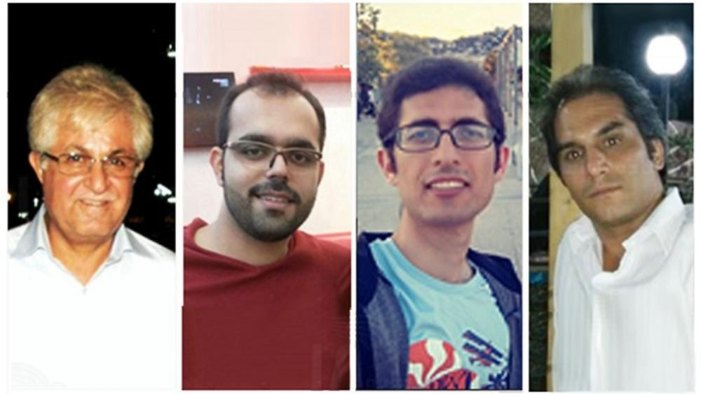 Image result for Iran Sentences 4 Christians to 45 Years in Prison for Believing in Jesus Christ