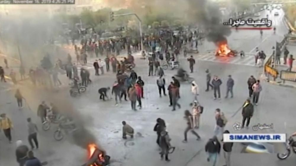 Image result for UN says it has evidence that Iran was 'shooting to kill' protesters