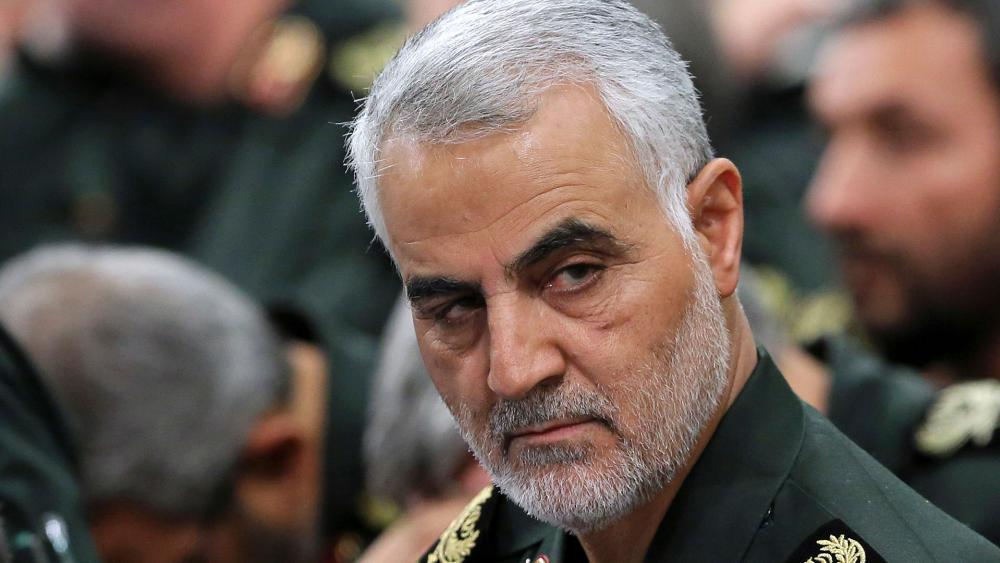 Revolutionary Guard Gen. Qassem Soleimani (Photo: Office of the Iranian Supreme Leader via AP, File)