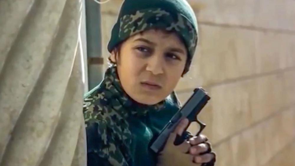 Isis Pushes Appeal Of Jihadi Cool To Teen Boys Via