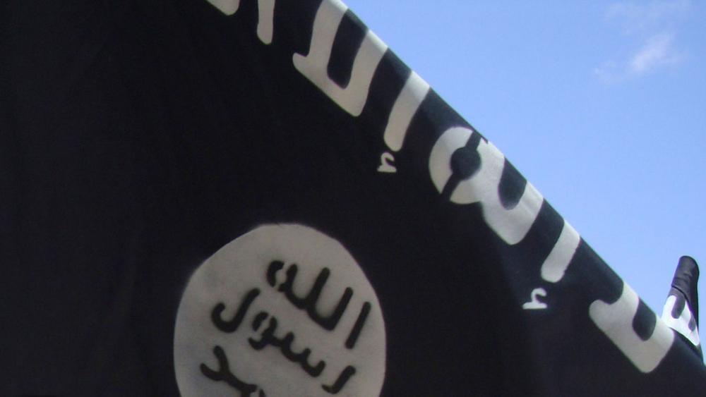 ISIS flag. (AP Photo)