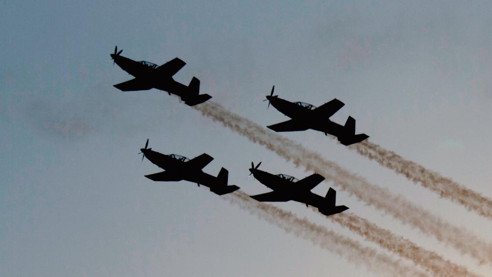Israel Air Force, AP file photo