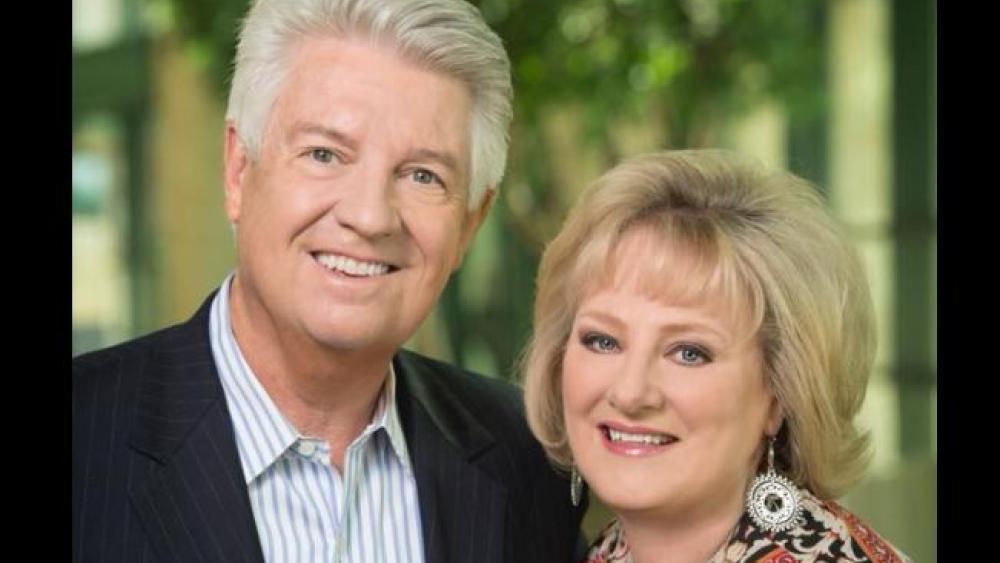 Pastor Jack Graham and wife Deb. Photo Credit: Prestonwood Baptist Church/Facebook.