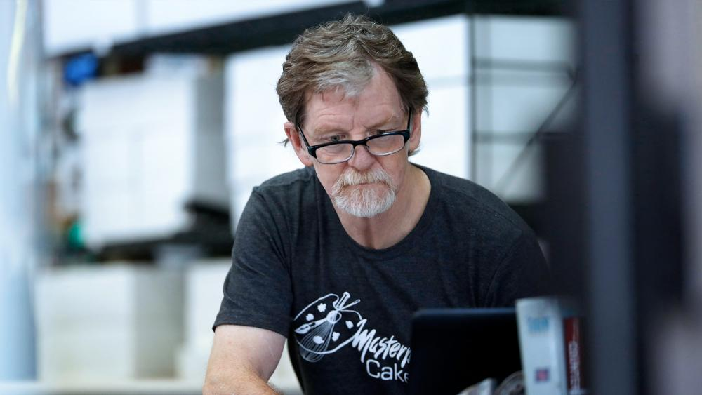 Christian Baker Jack Phillips Back in Court – This Time for Refusing to Make a Transgender Cake