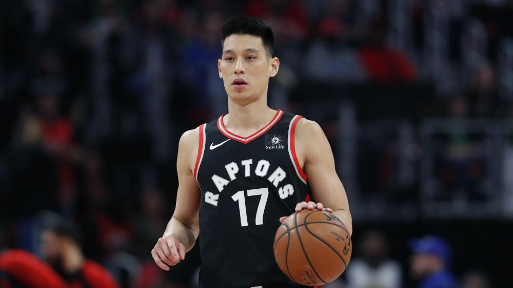 Jeremy Lin. (AP Photo)
