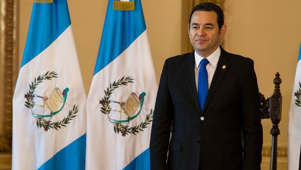Guatemala follows U.S.  by opening Jerusalem embassy