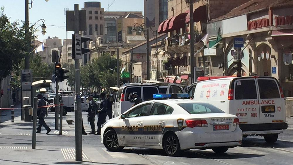 Security forces thwart attempted bombing in Jerusalem, CBN News, Jonathan Goff