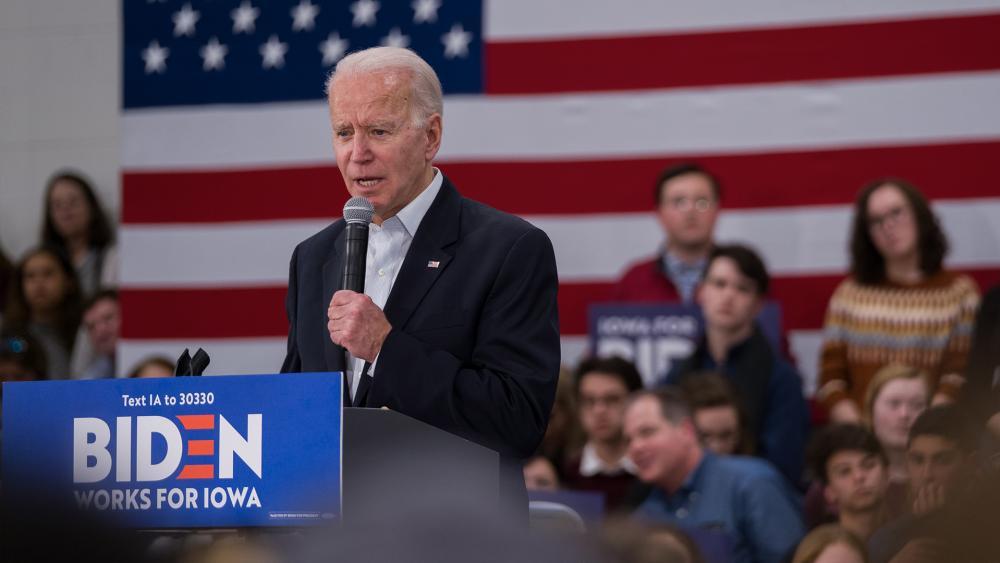 Democratic presidential candidate Joe Biden (Photo: Mario Gonzalez/CBN News)