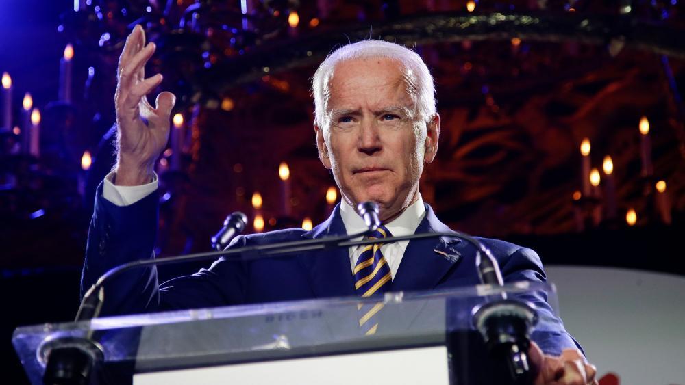 Former Vice President Joe Biden. (AP Photo)